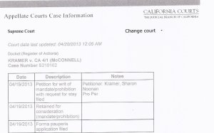 13.04.20 CA Supreme Ct Accepted for Consideration